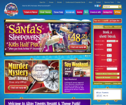 Alton Towers Discount Code 2018