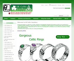 UK Celtic Jewellery Discount Code 2018