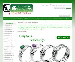 UK Celtic Jewellery Discount Code