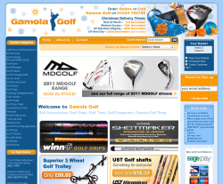 Gamola Golf Coupon