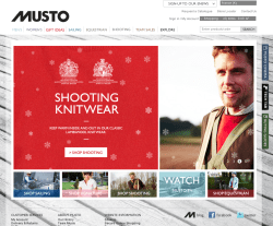 Musto Discount Code 2018