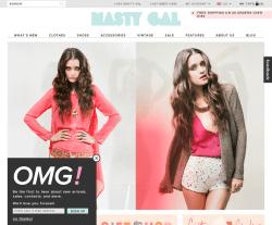 Nasty Gal Promo Codes
