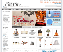 Destination Lighting Coupon