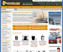 Kegerator Coupon
