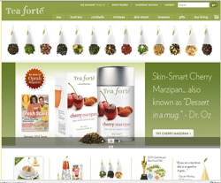 Tea Forte Promo Codes 2018