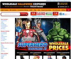 Wholesale Halloween Costumes