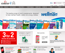 Vitabiotics Coupon