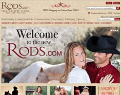 Rod's Western Palace Coupon 2018