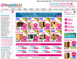 ShedsWorld Discount Code