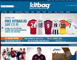 Kitbag Coupon