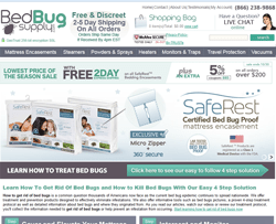 Bed Bug Supply Promo Codes 2018