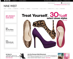 Nine West Promo Codes 2018