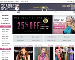Scarves Dot Net Coupon 2018
