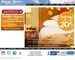 Drury Hotels Promo Codes