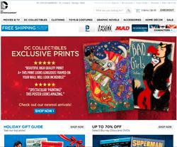 Shop DC Entertainment