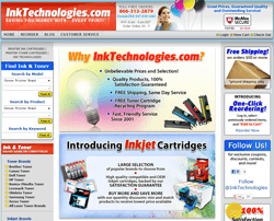Ink Technologies Promo Codes
