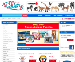 Toy Galaxy Coupon