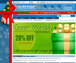 Silver Rush Style Coupon