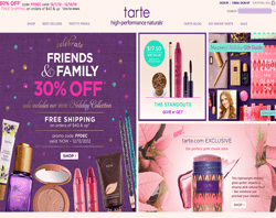 Tarte Cosmetics Promo Codes 2018