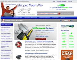 Laptop Battery Express Coupon