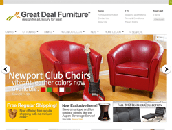 Great Deal Furniture Coupon