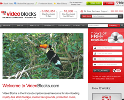 Video Blocks Promo Codes & Coupons