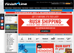 Finish Line Promo Codes & Coupons