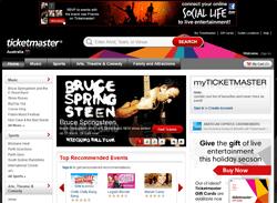 Ticketmaster Austrilia Discount Code