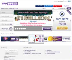 Sky Bingo Promo Code 2018