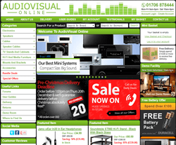 Audio Visual Online Discount Code