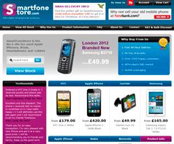 SmartFone Store Voucher Codes