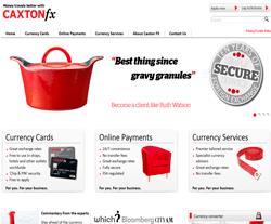 Caxton FX Voucher Codes