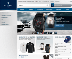 Maserati Store Discount Code