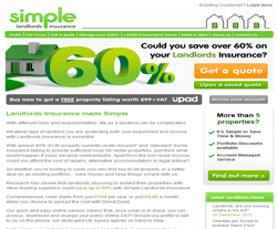 Simple Landlords Insurance