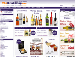 The Drink Shop Coupon
