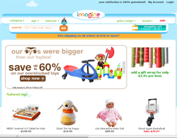 Imagine Toys Coupon