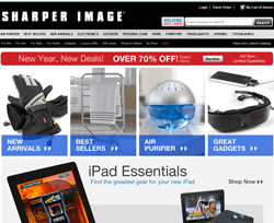 Sharper Image Coupon 2018