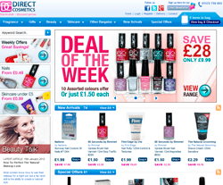 Direct Cosmetics Discount Code 2018