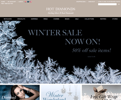 Hot Diamonds Discount Code 2018