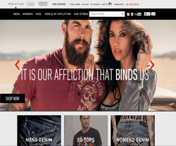 Affliction Clothing Promo Codes 2018