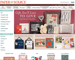 Paper Source Coupon