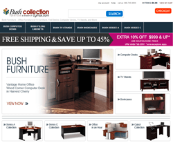 Bush Furniture Collection