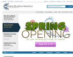 Pool Supply World Coupon Codes