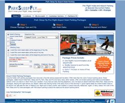 Park Sleep Fly Promo Codes