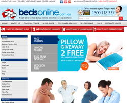 Beds Online Coupon