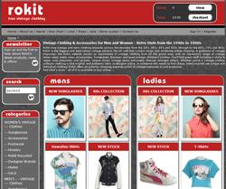 Rokit Discount Code