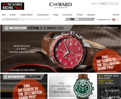 Christopher Ward Promo Codes 2018