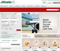Alitalia Discount Codes