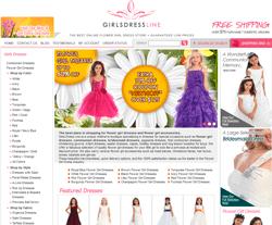Girls Dress Line Promo Codes