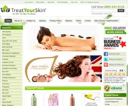 Treat Your Skin Discount Code 2018